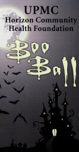 BOO BALL FLYER PANEL