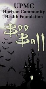 BOO BALL FLYER PANEL