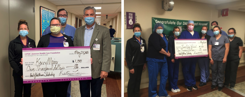 Heart of Healthcare Scholarship Award Winners